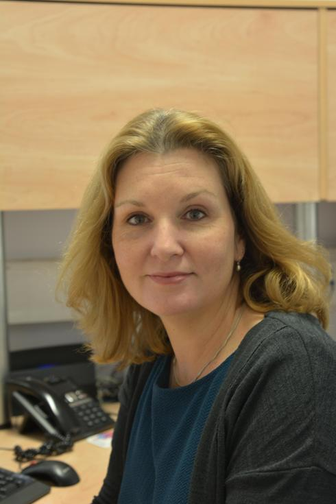 Lorraine Orchard - School Business Manager