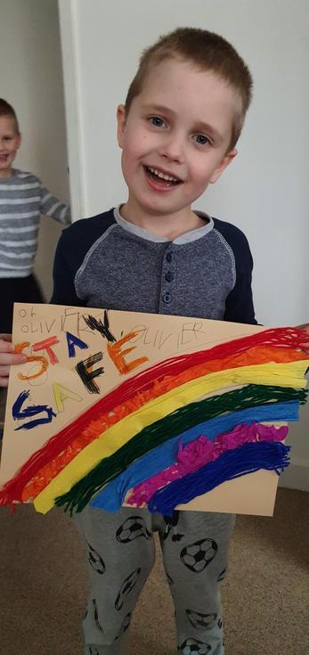 Olivier's Rainbow
