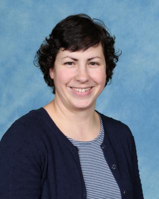 Mrs Molina - Teaching Assistant