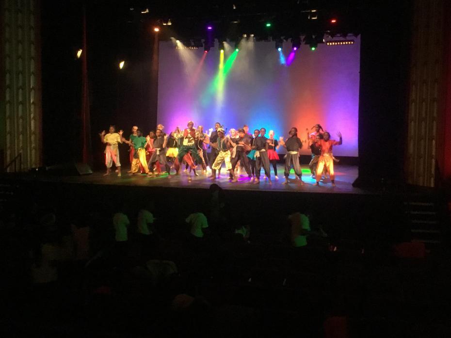 Dance with Trinity Laban