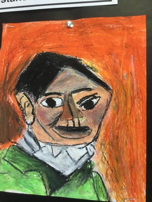 Imitating Picasso