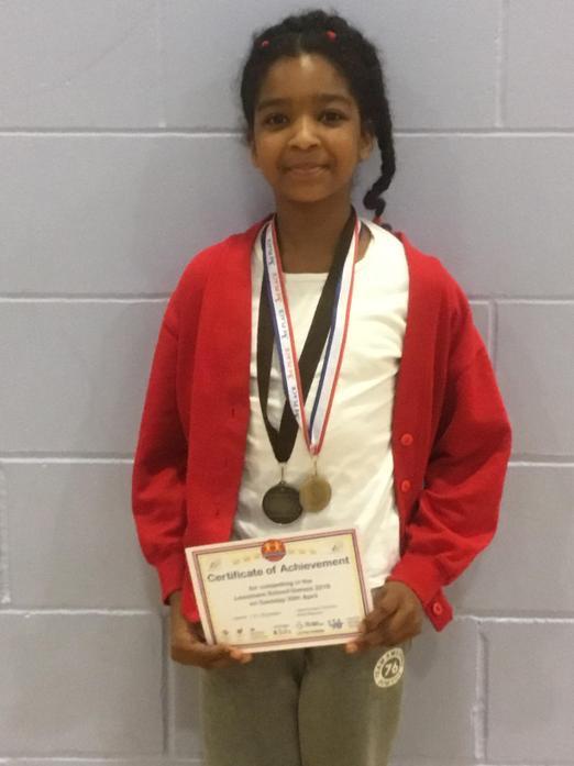 Single Events Gymnastics Bronze Medal