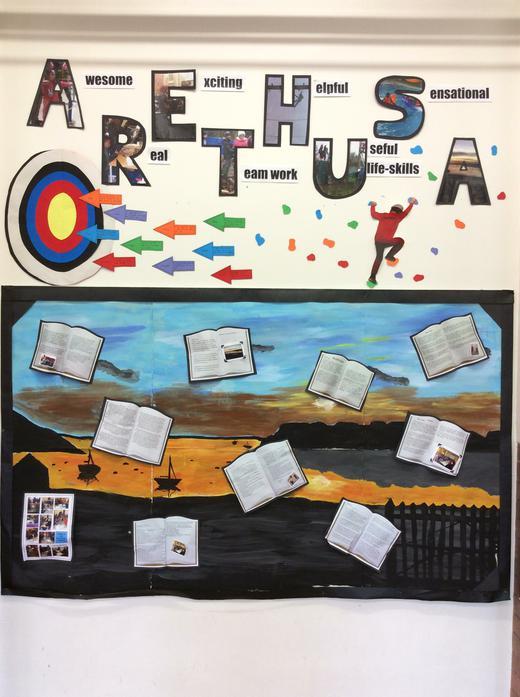 Year 5 (2016) Arethusa Residential Trip