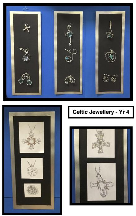 Celtic Jewellery: Wire Sculpting