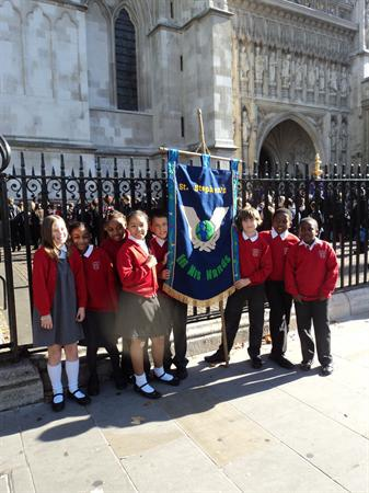 Year 6 at Southwark Cathedral