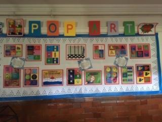 Pop Art: Yr 6
