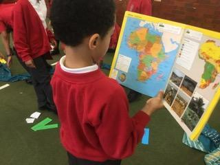 Using atlases for research