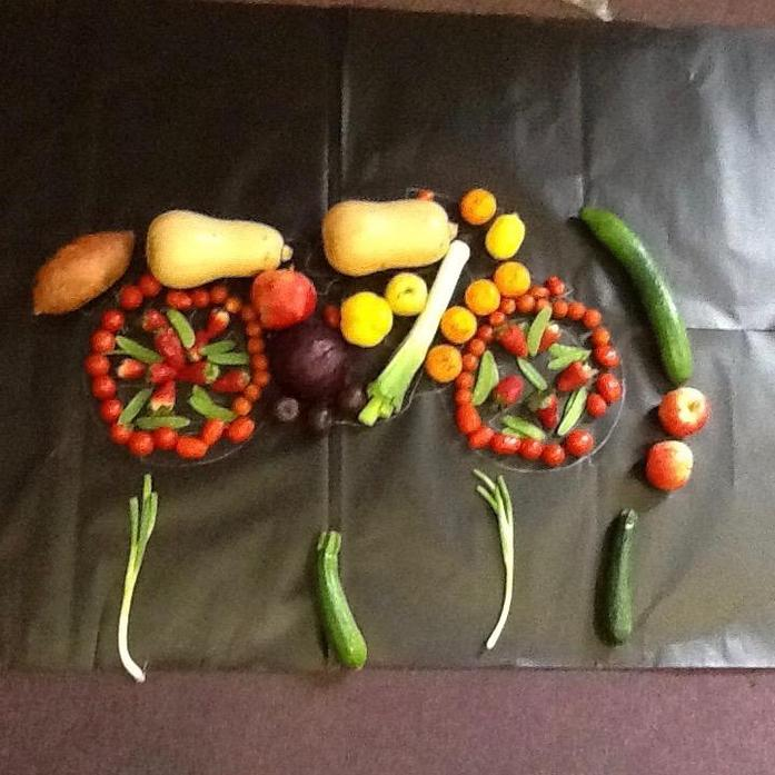 Food Art: Yr 1