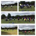 Rotherham Titans training - 22.09.21