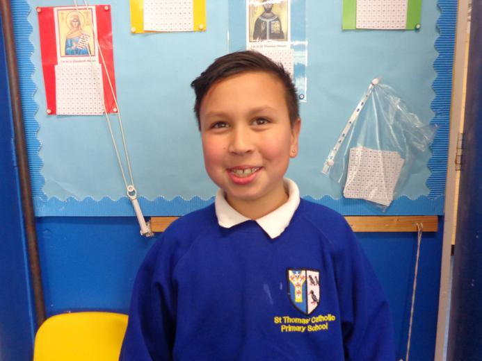 Well done to our star of the week - for his wonderful shape work this week