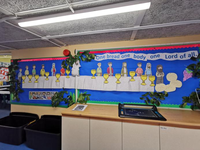 Year 3 and 4 - The Last Supper