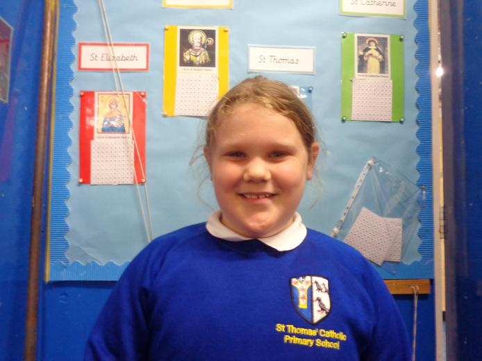 Well done to our star of the week - for always challenging yourself in all areas of school