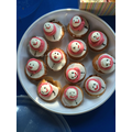 Class 2 Winner: Ruby  (Marsh Mallow Cup Cakes)
