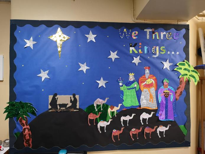 Year 5: The Three Kings