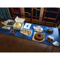 Class 1 cakes!