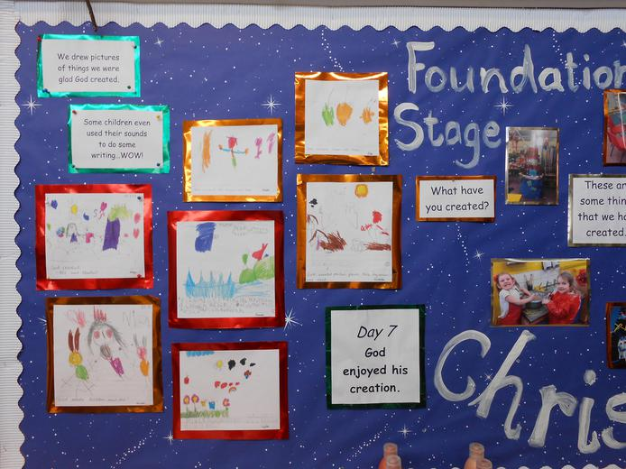 Foundation Stage - Christianity