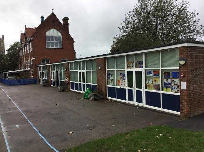 Year 1 - 4 Classrooms