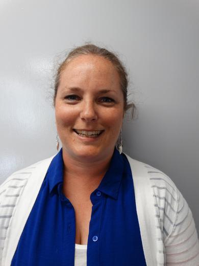 Miss Deborah Pye, Class Teacher