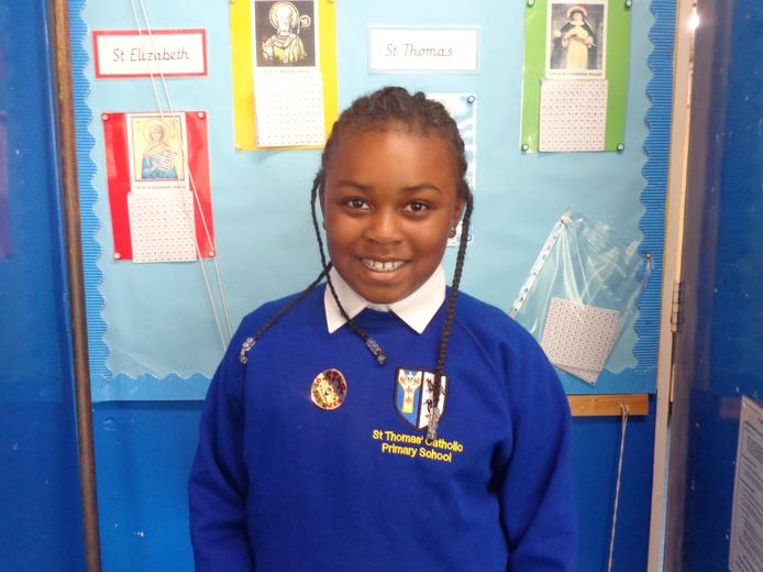 Well done to our star of the week - for always persevering through challenges