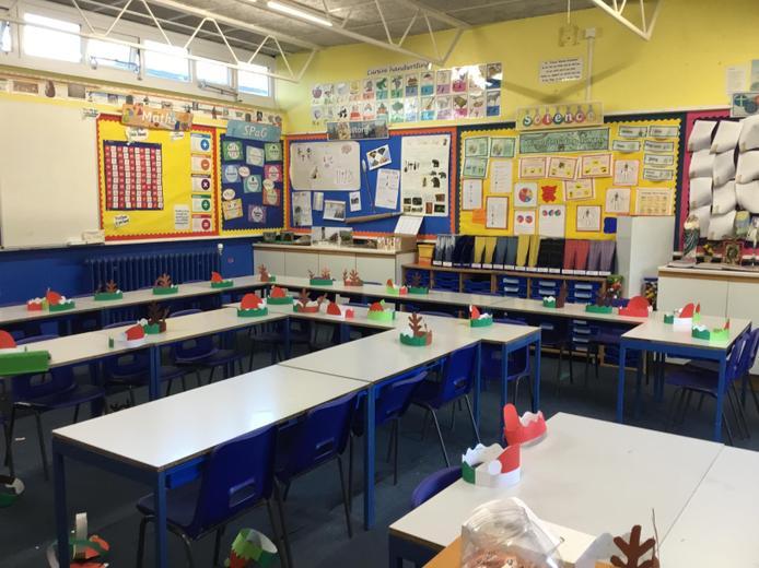 Year 3 Classroom