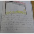 Daisy - Anna's Diary