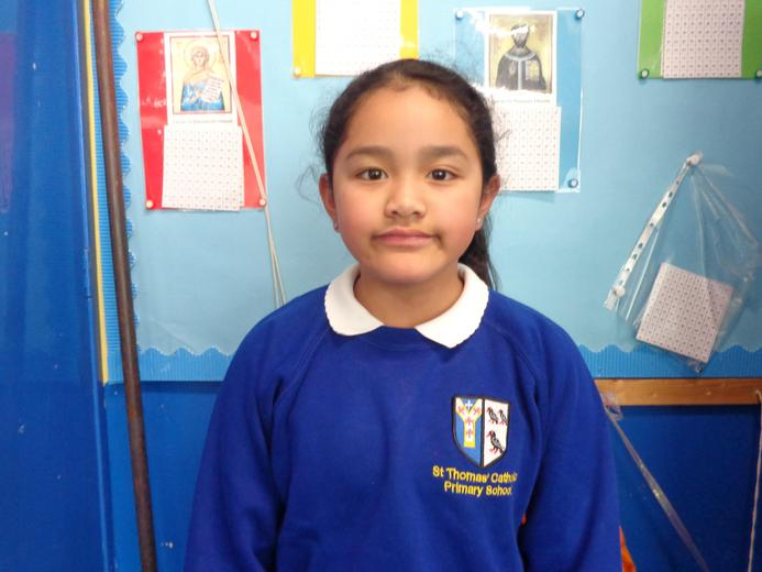 Well done to our star of the week - for her enthusiasm and dedication to her learning