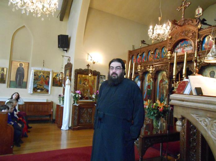 Year 3 visit St Michael's Greek Orthodox Church