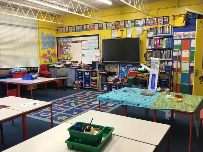 Year 1 Classroom