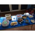 Class 2 Cakes!