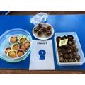 Class 3 Cakes!