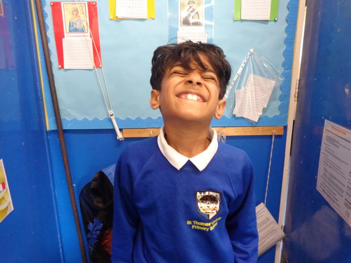 Well done to our star of the week - for his mature enthusiasm to his learning