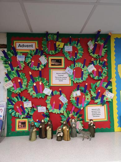 Year 6: Advent
