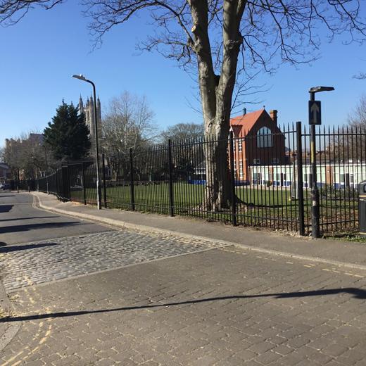 School Field (Old Ruttington Lane)