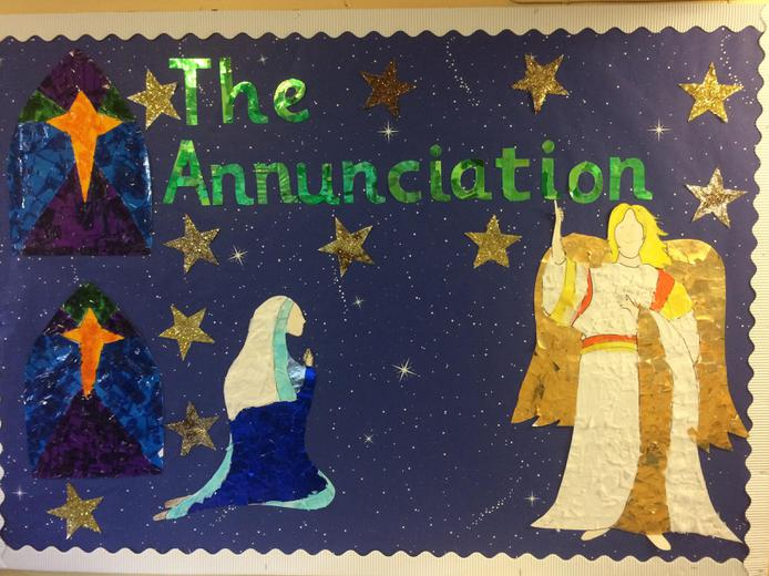 Year 4 - The Annunciation