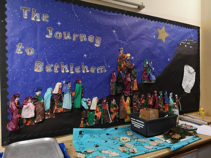 Year 1: The journey to Bethlehem