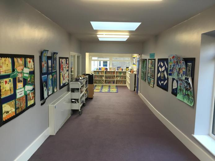 Art Exhibition Area
