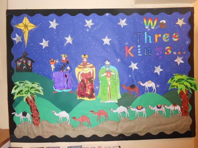 Year 5 - The Three Kings