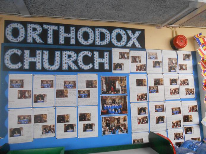 Year 3 - The Orthodox Church