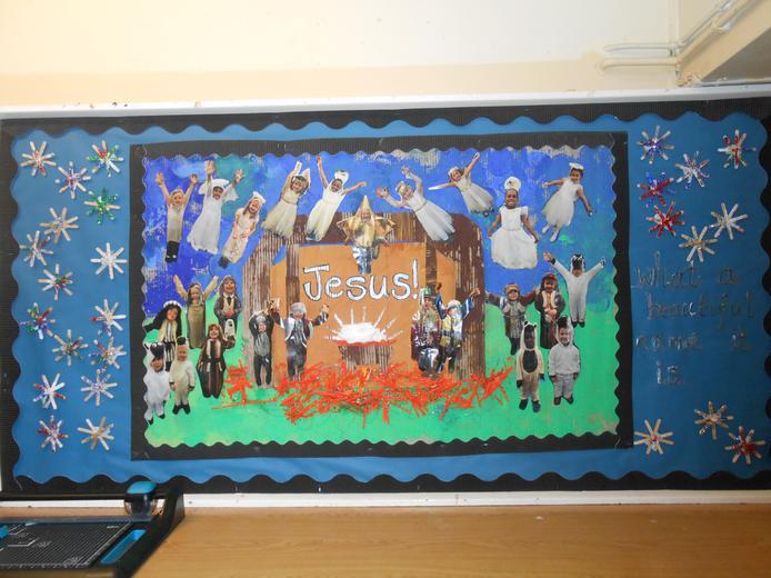 Foundation Stage - Jesus is born