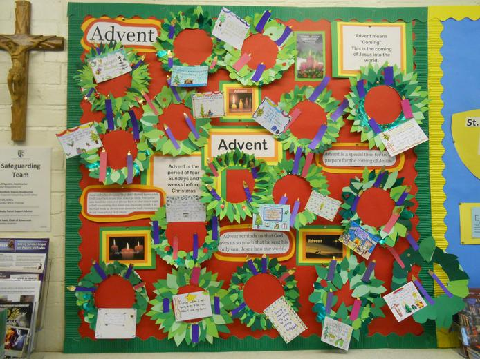 Year 6 - Advent