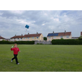 Mrs Pebody's set learn to fly kites