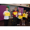 Writers of the Month Year 4