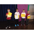 Writers of the Month Year 3