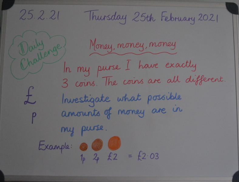 Thursday 25th February