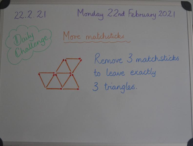 Monday 22nd February