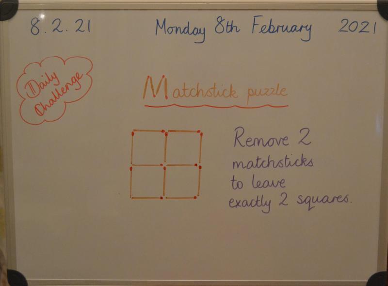 Monday 8th February