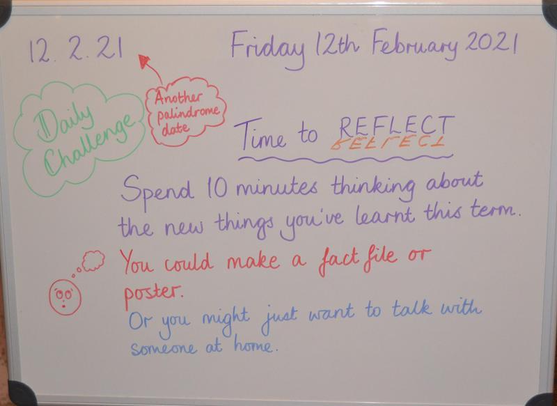 Friday 12th February
