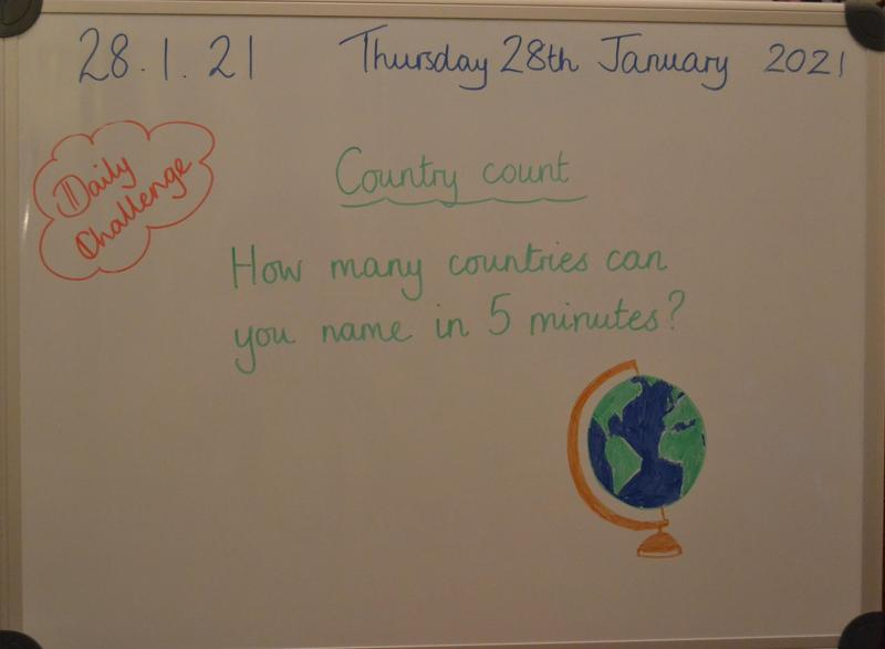 Thursday 28th January