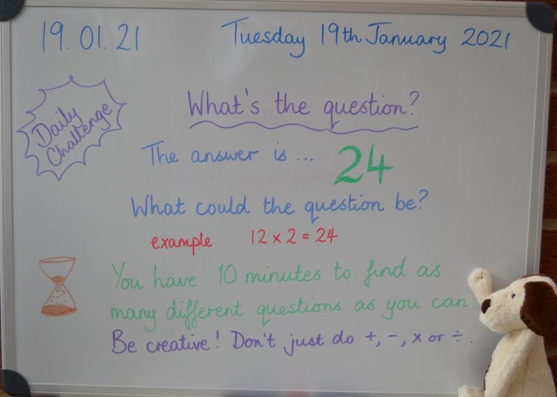 Tuesday 19th January