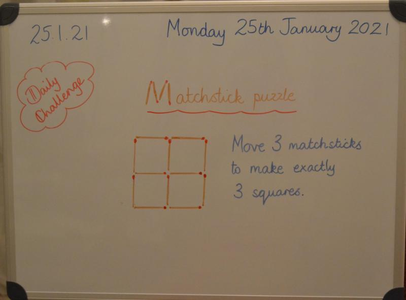 Monday 25th January